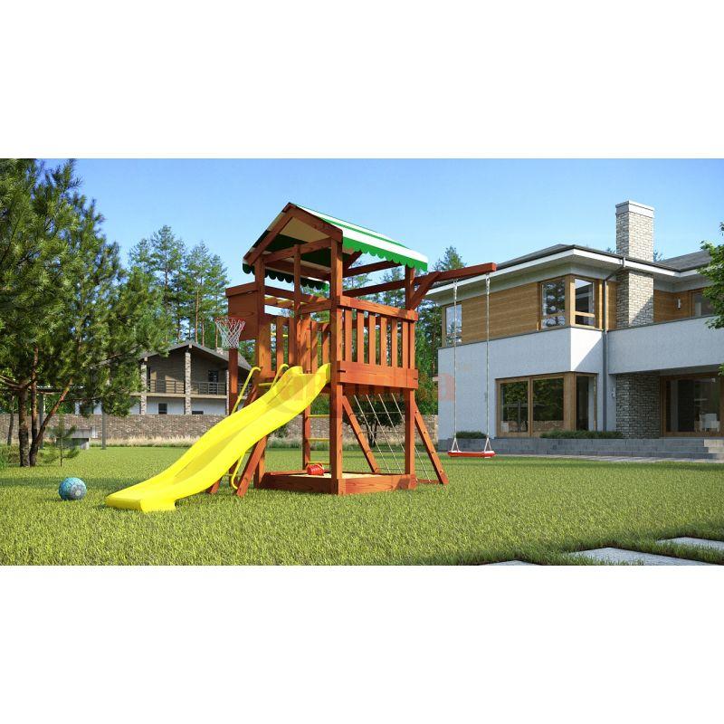 Фотография Деревянная детская площадка Савушка Хит - 1 0