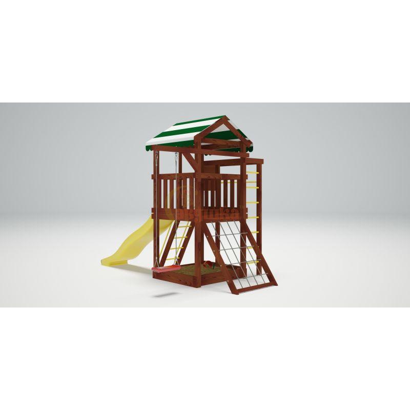 Фотография Деревянная детская площадка Савушка Хит - 1 1