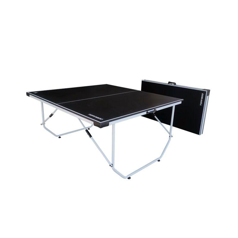 Фотография Теннисный стол DFC TORNADO Home Compact 3