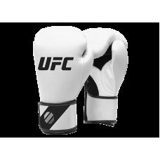 Миниатюра UFC Перчатки тренировочные для спарринга 0  мини