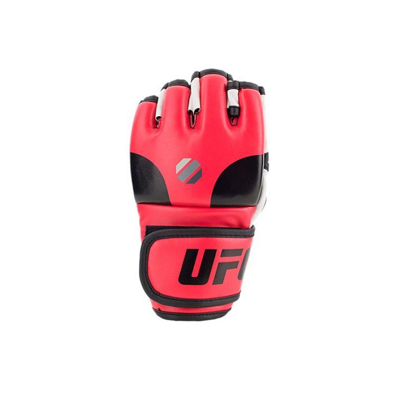 Фотография UFC Перчатки MMA тренировочные с открытой ладонью 4