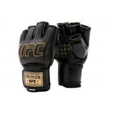 Миниатюра UFC Премиальные MMA тренировочные перчатки 6 унций 0  мини
