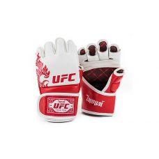 Миниатюра UFC Premium True Thai Перчатки MMA 0  мини