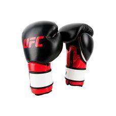 Миниатюра UFC Перчатки MMA для работы на снарядах 0  мини