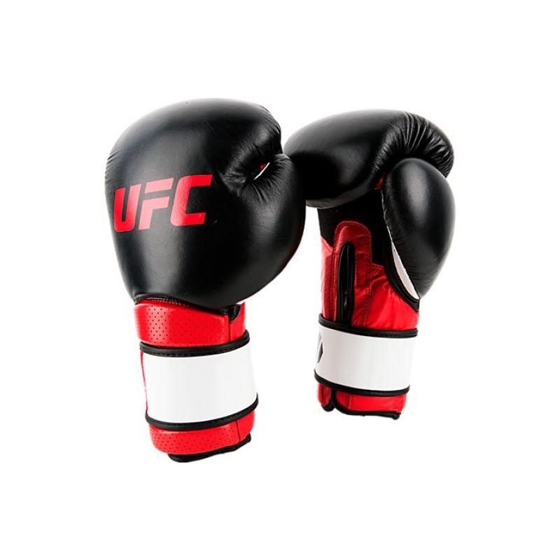 Фотография UFC Перчатки MMA для работы на снарядах 0