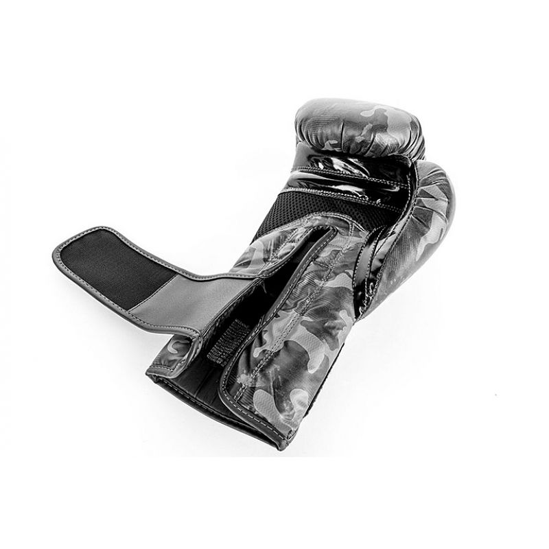 Фотография UFC PRO Перчатки для бокса CAMO 15