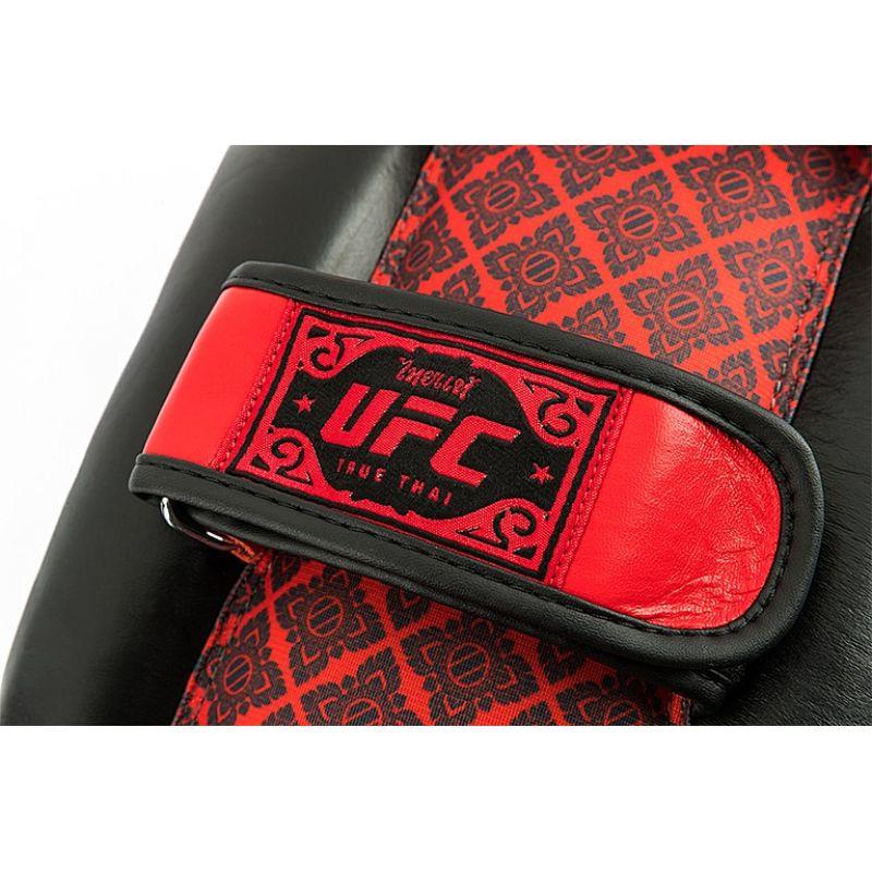 Фотография UFC Premium True Thai Пэды для тайского бокса (черные) 8