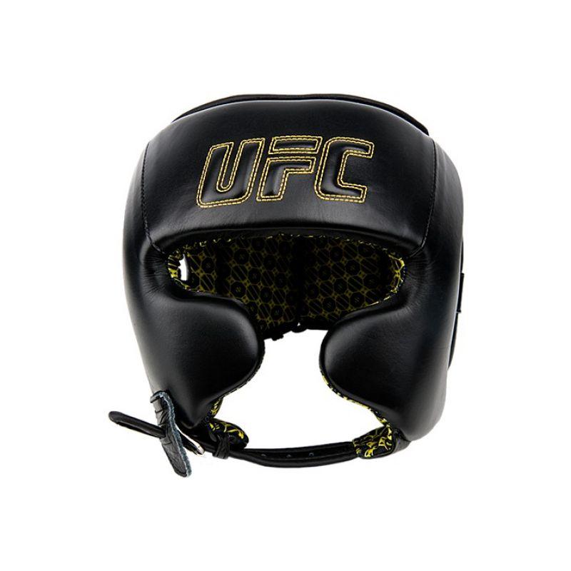 Фотография UFC Шлем с защитой щек на шнуровке 1