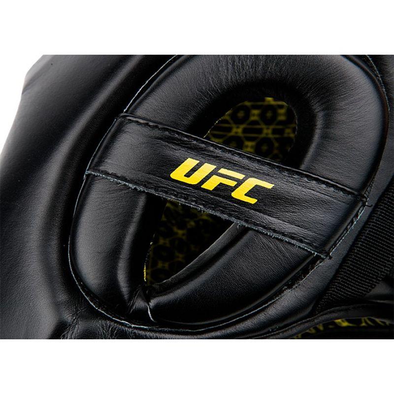 Фотография UFC Шлем с защитой щек на шнуровке 4