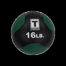 Миниатюра Тренировочный мяч 7,3 кг (16lb) премиум 0  мини