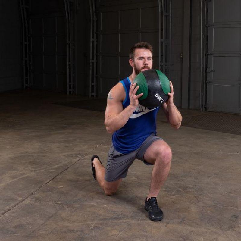 Фотография Тренировочный мяч 7,3 кг (16lb) премиум 1