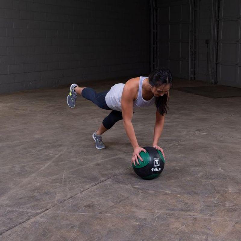 Фотография Тренировочный мяч 7,3 кг (16lb) премиум 3