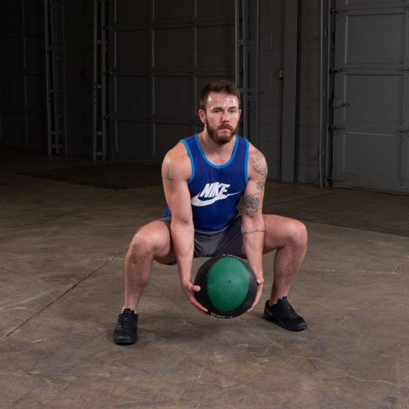 Фотография Тренировочный мяч 7,3 кг (16lb) премиум 4
