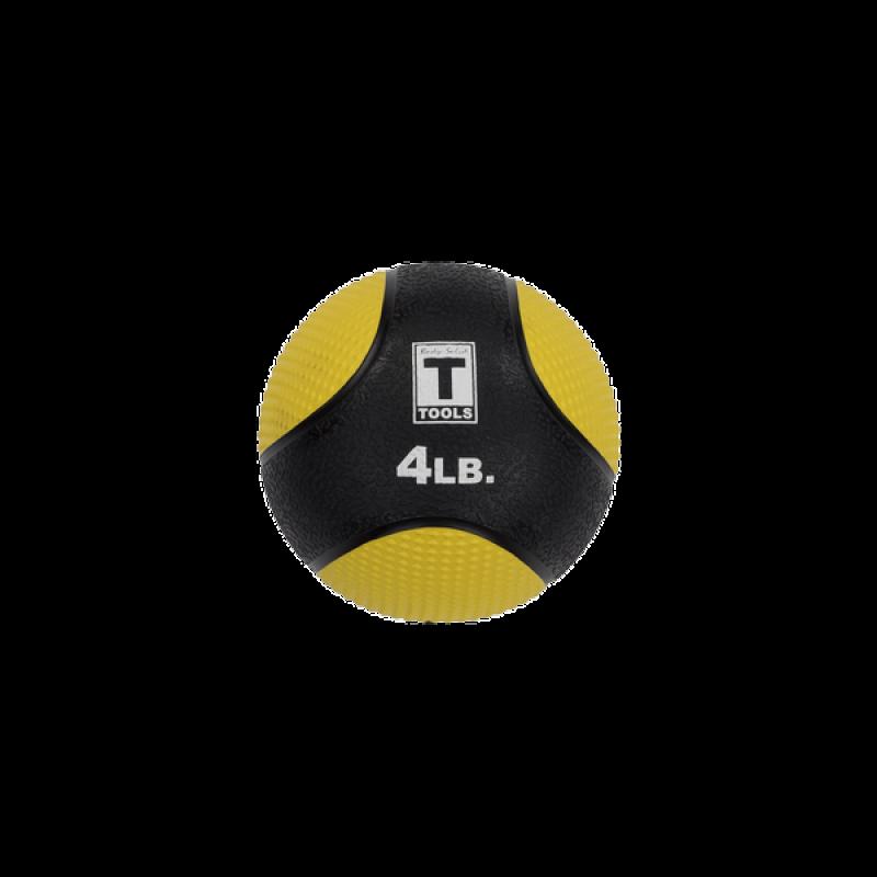 Фотография Тренировочный мяч 1,8 кг (4lb) премиум 0