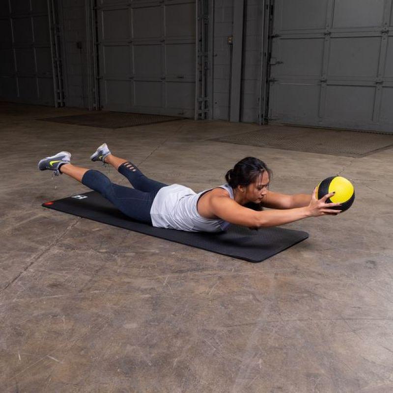 Фотография Тренировочный мяч 1,8 кг (4lb) премиум 3