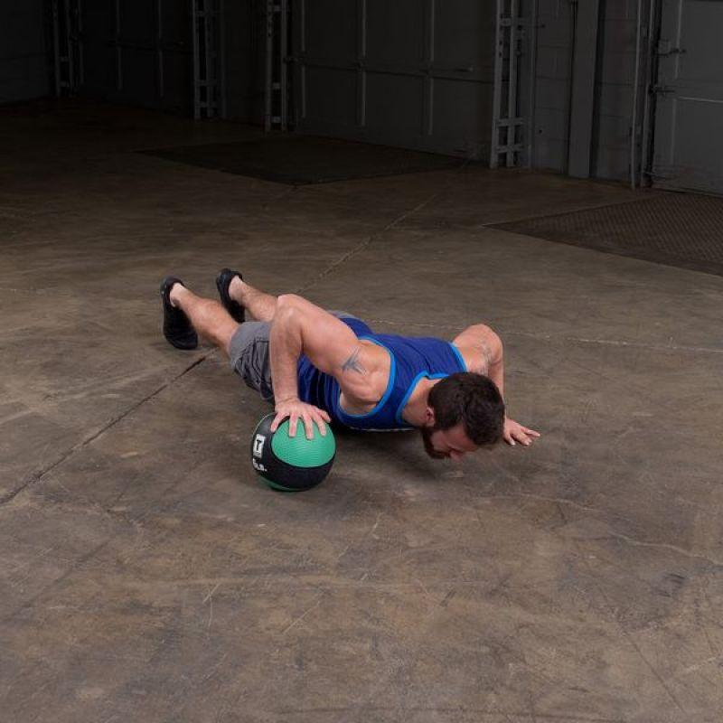 Фотография Тренировочный мяч 2,7 кг (6lb) премиум 1