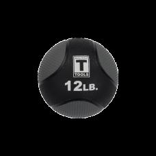 Миниатюра Тренировочный мяч 5,4 кг (12lb) премиум 0  мини