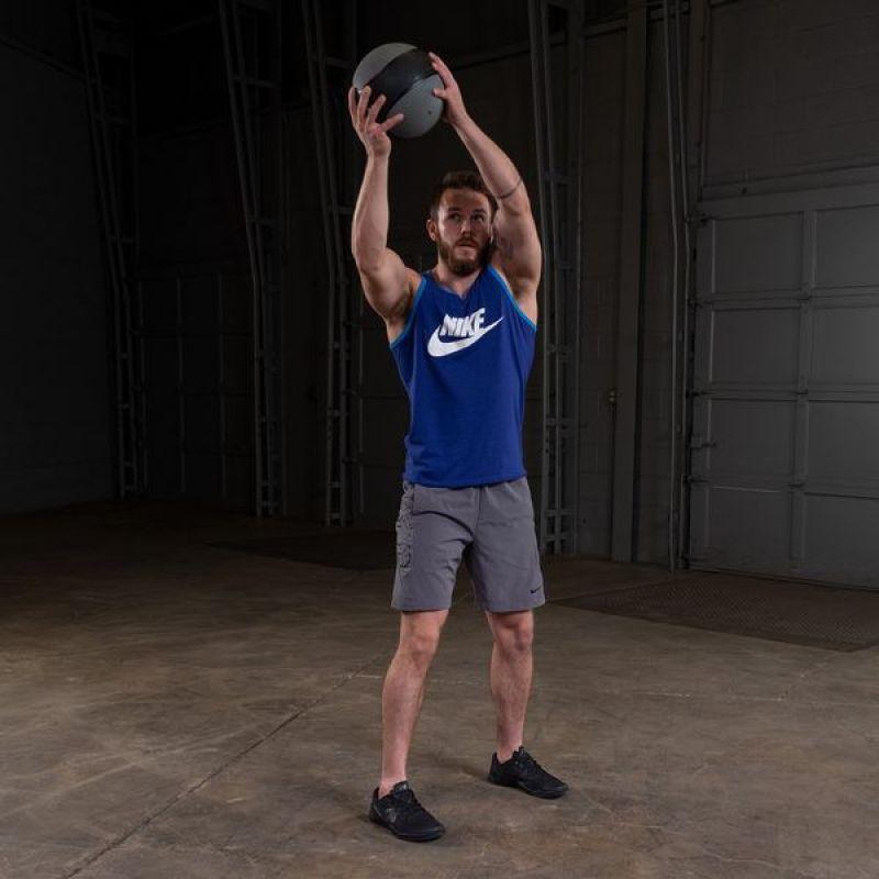 Фотография Тренировочный мяч 5,4 кг (12lb) премиум 1