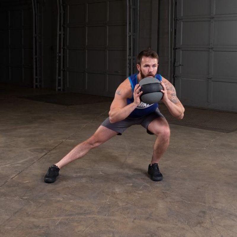 Фотография Тренировочный мяч 5,4 кг (12lb) премиум 4