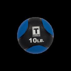 Миниатюра Тренировочный мяч 4,5 кг (10lb) премиум 0  мини