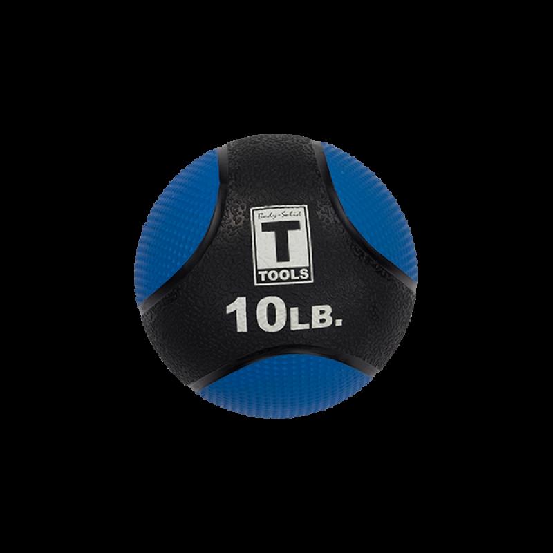 Фотография Тренировочный мяч 4,5 кг (10lb) премиум 0