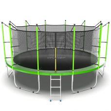 Миниатюра EVO JUMP Internal 16ft Батут с внутренней сеткой и лестницей, диаметр 16ft  0  мини