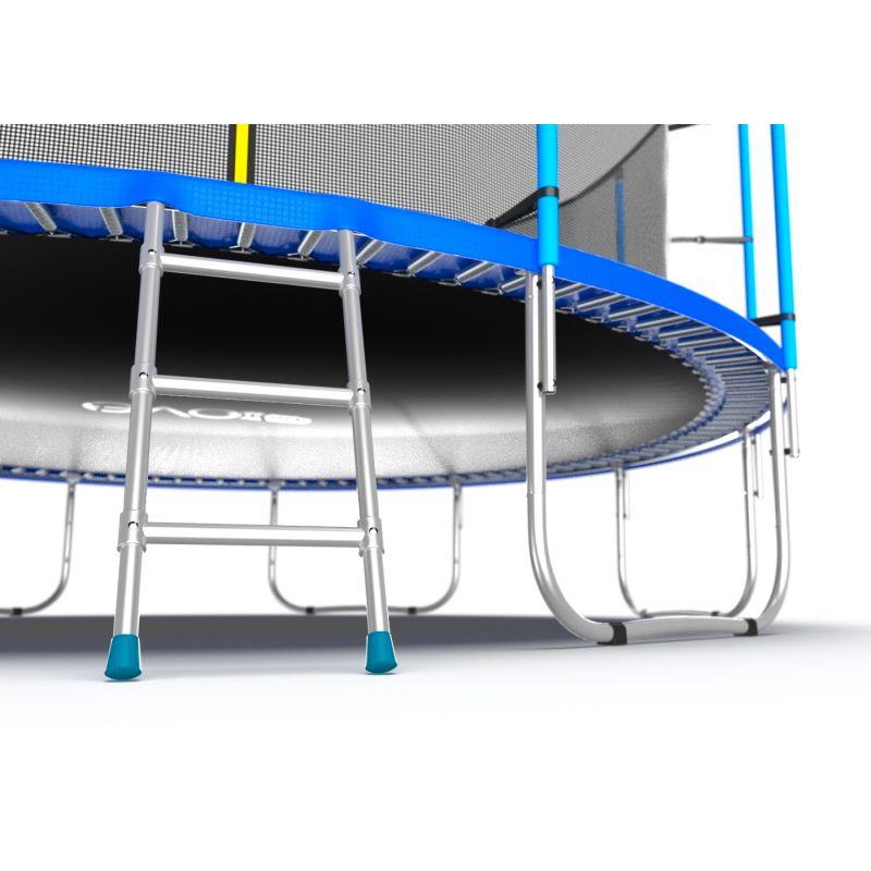 Фотография EVO JUMP Internal 16ft Батут с внутренней сеткой и лестницей, диаметр 16ft  9