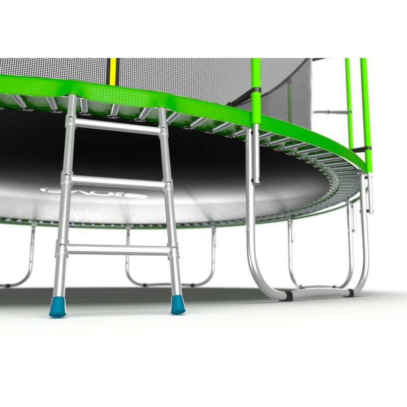 Фотография EVO JUMP Internal 16ft Батут с внутренней сеткой и лестницей, диаметр 16ft  10