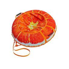 Миниатюра Тюбинг Сочный апельсин 95 см 0  мини