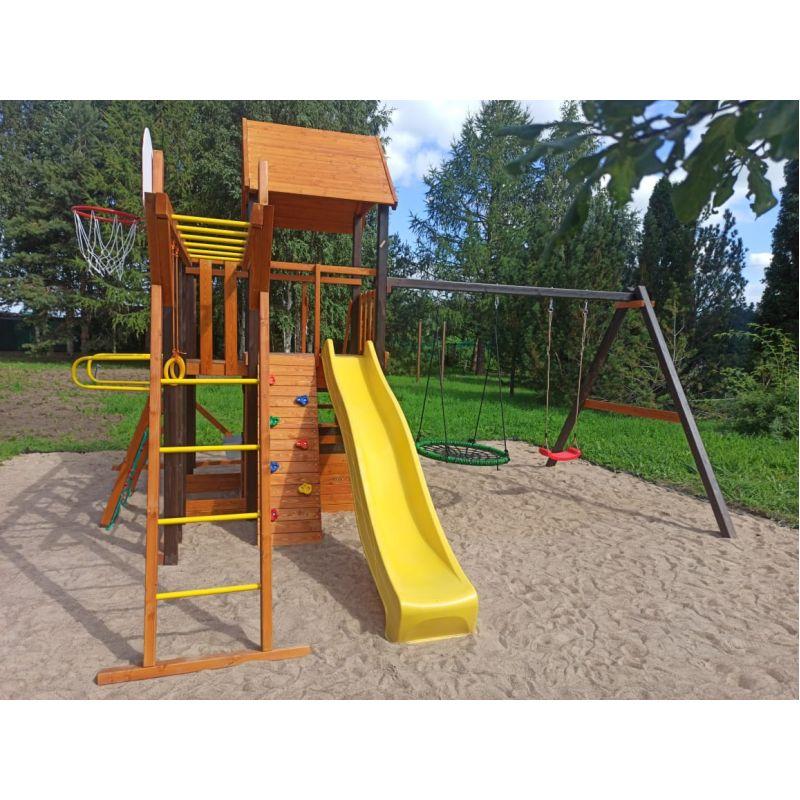 Фотография Деревянная детская площадка Марк 3 12