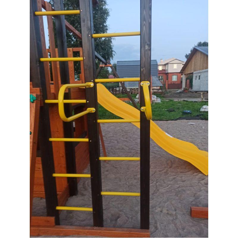 Фотография Деревянная детская площадка Марк 4 10