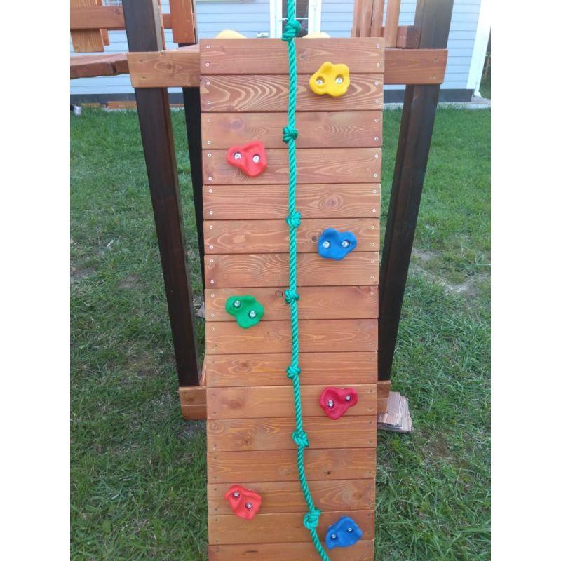 Фотография Деревянная детская площадка Марк 3 8