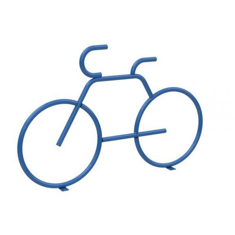 Фотография Декоративный велосипед 1