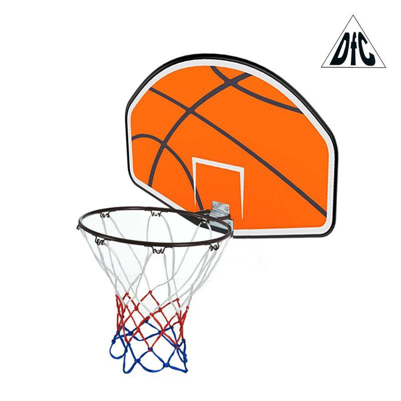 Фотография Баскетбольный щит с кольцом для батута DFC JUMP 0