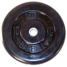 Миниатюра Barbell диски 10 кг 26 мм 0  мини