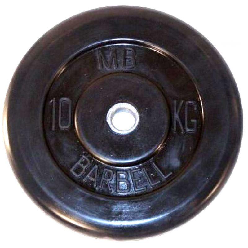 Фотография Barbell диски 10 кг 26 мм 0