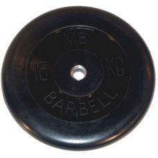 Миниатюра Barbell диски 15 кг 26 мм 0  мини