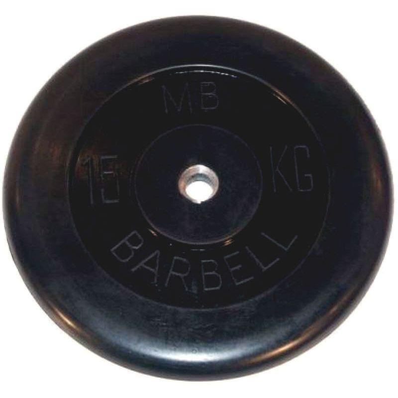 Фотография Barbell диски 15 кг 26 мм 0
