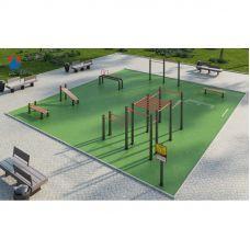 Площадка для сдачи спортивных норм №2