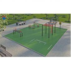 Миниатюра Площадка для сдачи спортивных норм №3 0  мини