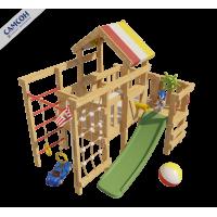 Детский игровой чердак для дома и дачи СОНИК