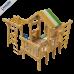 Миниатюра Детский игровой чердак для дома и дачи ВАЛЛИ 2  мини