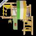 Миниатюра Детский игровой чердак для дома и дачи ВАЛЛИ 1  мини