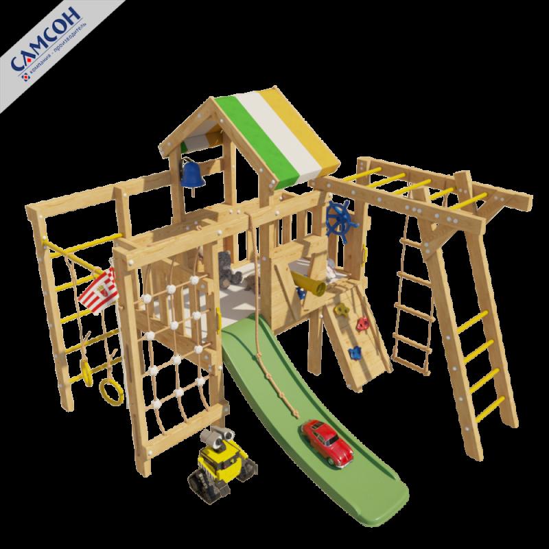 Фотография Детский игровой чердак для дома и дачи ВАЛЛИ 0