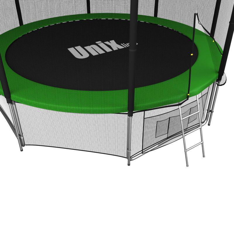 Фотография Батут UNIX line Classic 10 ft (outside) 14