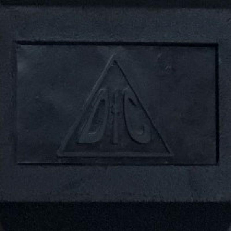 Фотография Гантель гексагональные DFC обрезиненная пара 45 кг 5