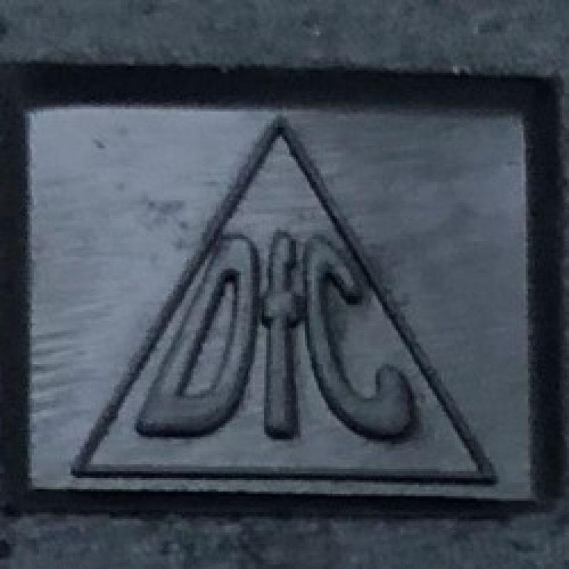 Фотография Гантель гексагональные DFC обрезиненная пара 2 кг 5