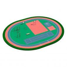 Миниатюра Спортивная площадка ВФСК 1 0  мини