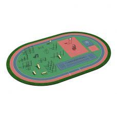 Миниатюра Спортивная площадка ВФСК 3 0  мини