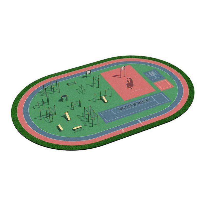 Фотография Спортивная площадка ВФСК 3 0
